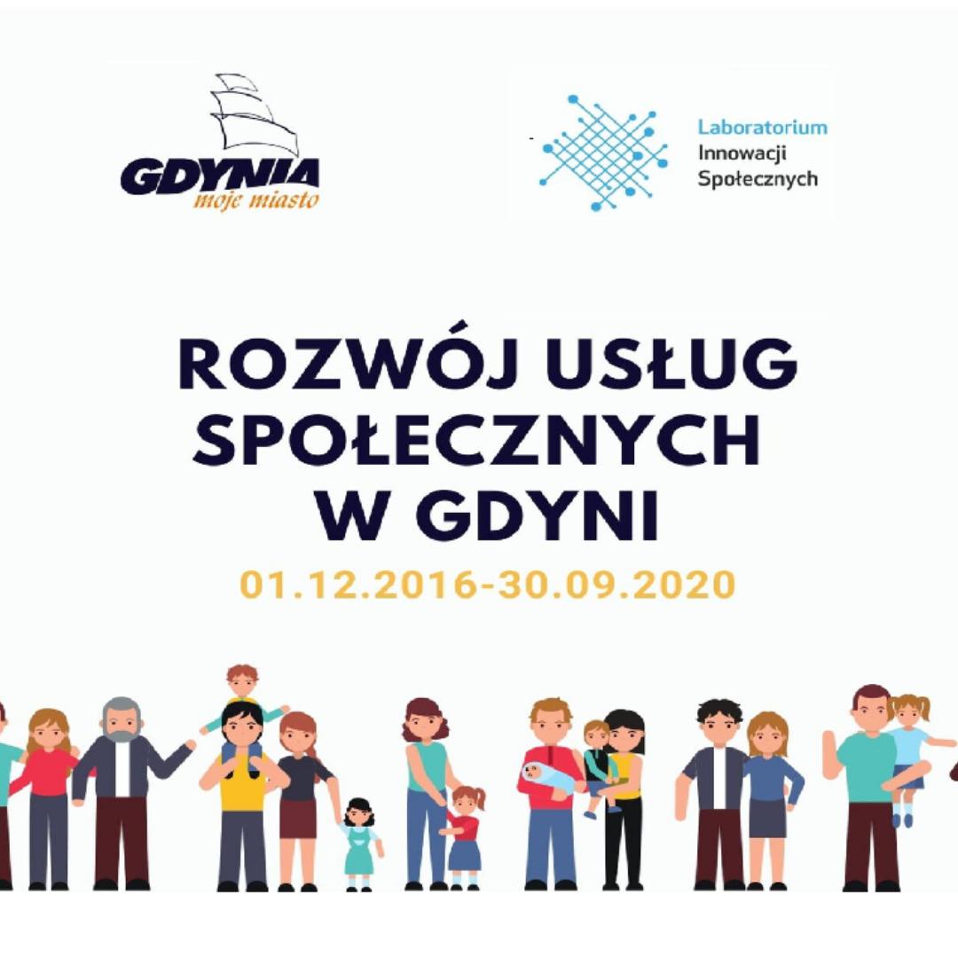 rozwój usług społecznych w Gdyni - projekt zakończony