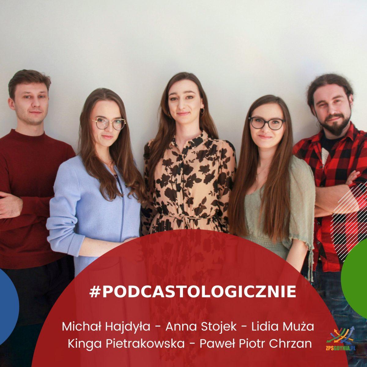podcastologicznie - zespół